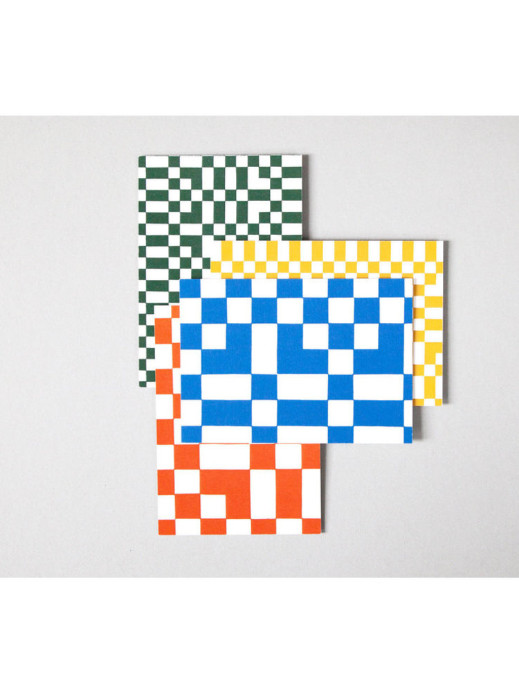 Ola Ola, Women of the Bauhaus Limited Edition Pack of 8 Postcards, Otti Print