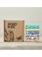 Soap Folk Organic Travel Soap Box