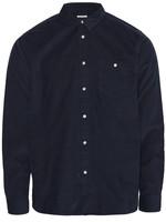 KnowledgeCotton ELDER Baby Cord Shirt - Total Eclipse