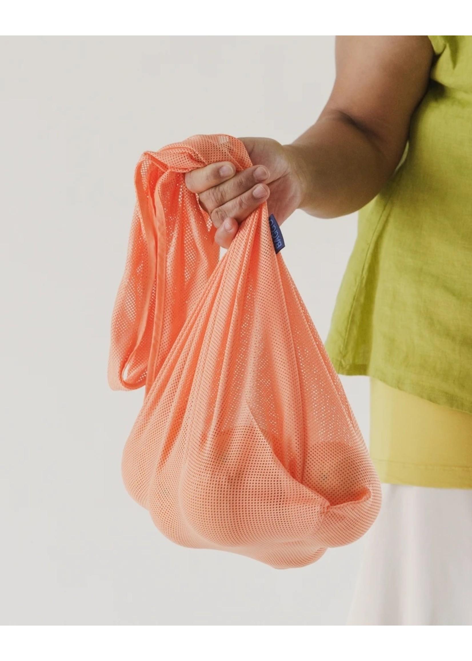 Baggu Baggu Mesh Reusable Bag - Cantaloupe