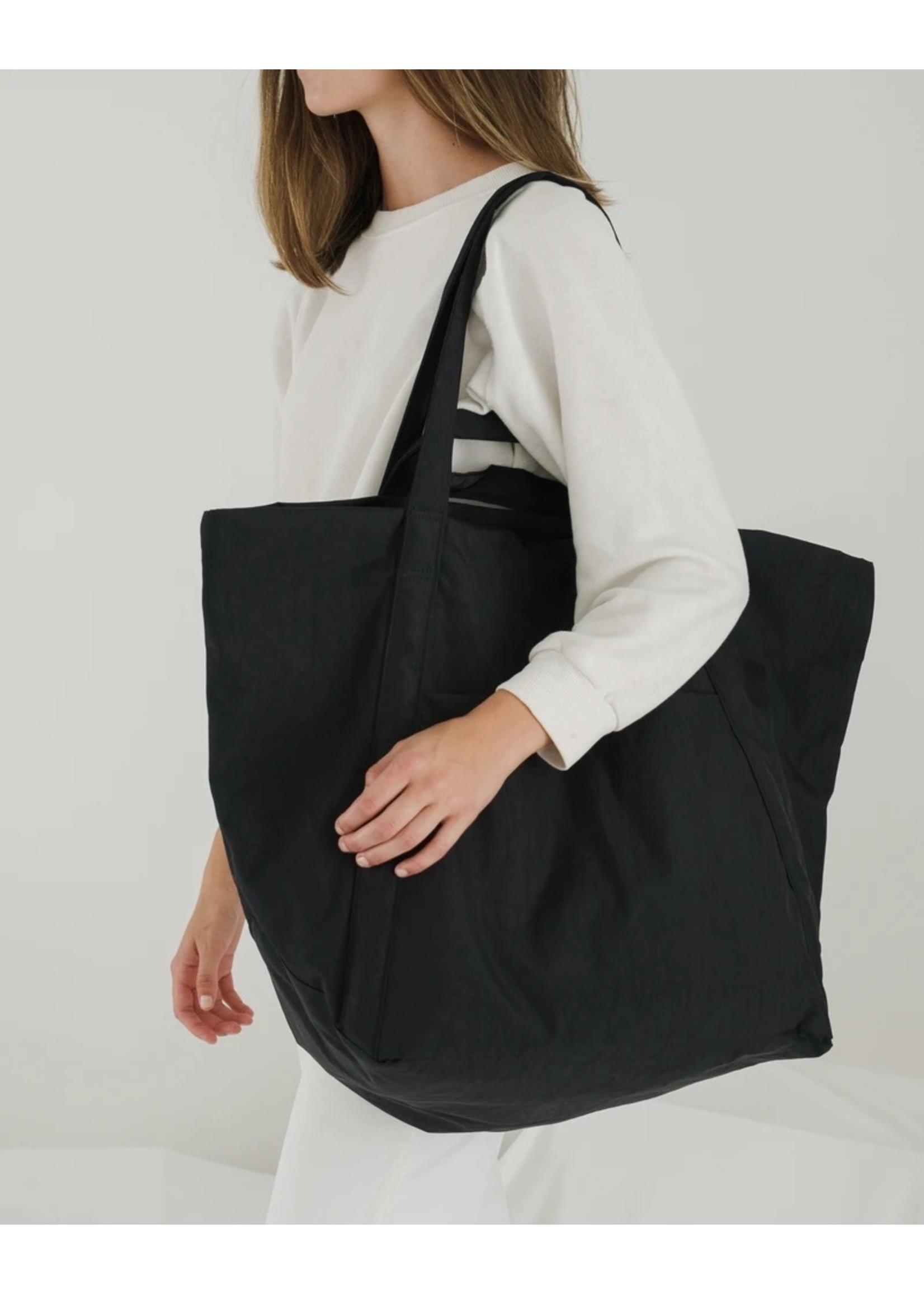 Baggu Baggu Travel Cloud Bag - Black