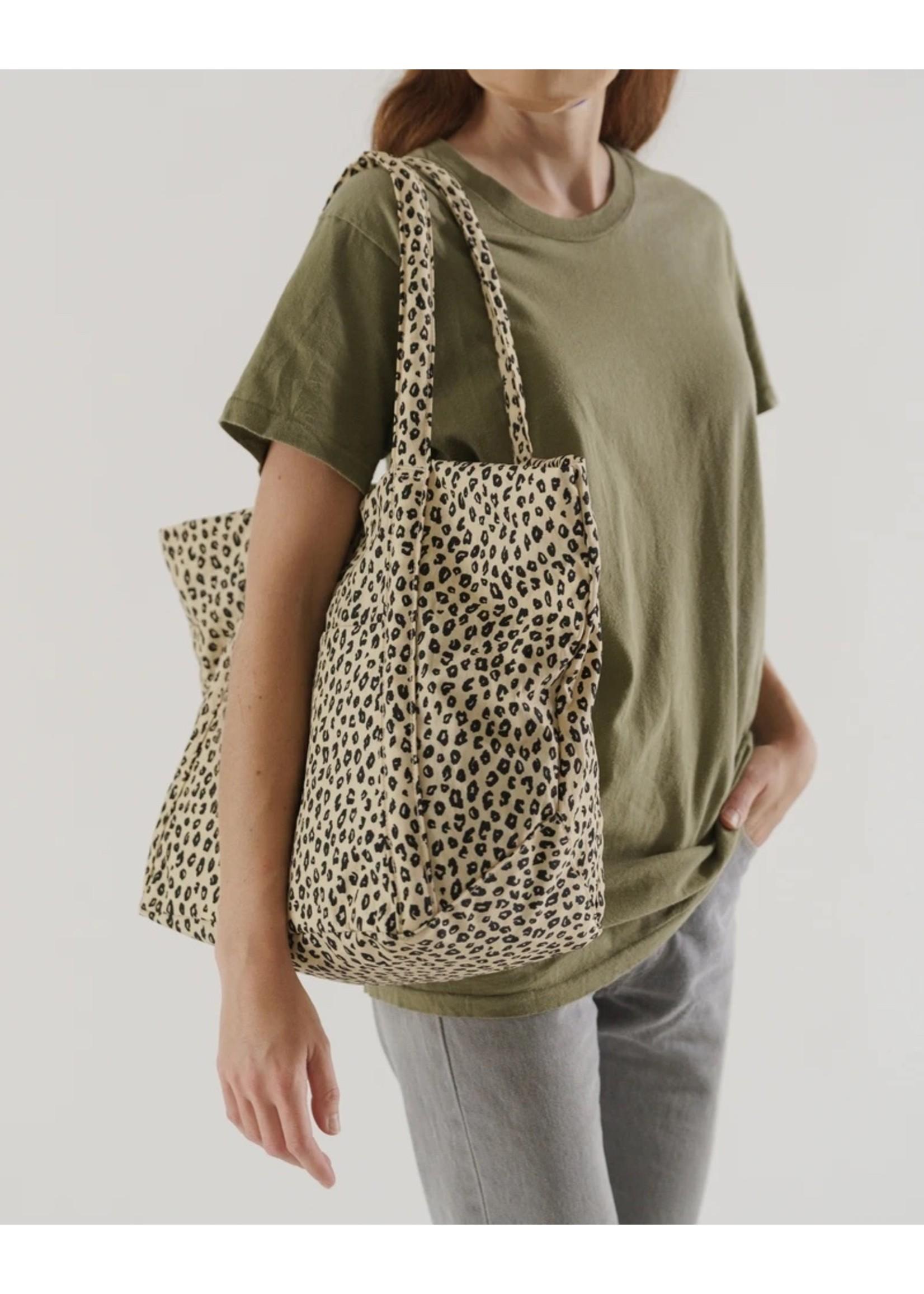 Baggu Baggu Cloud Bag - Honey Leopard