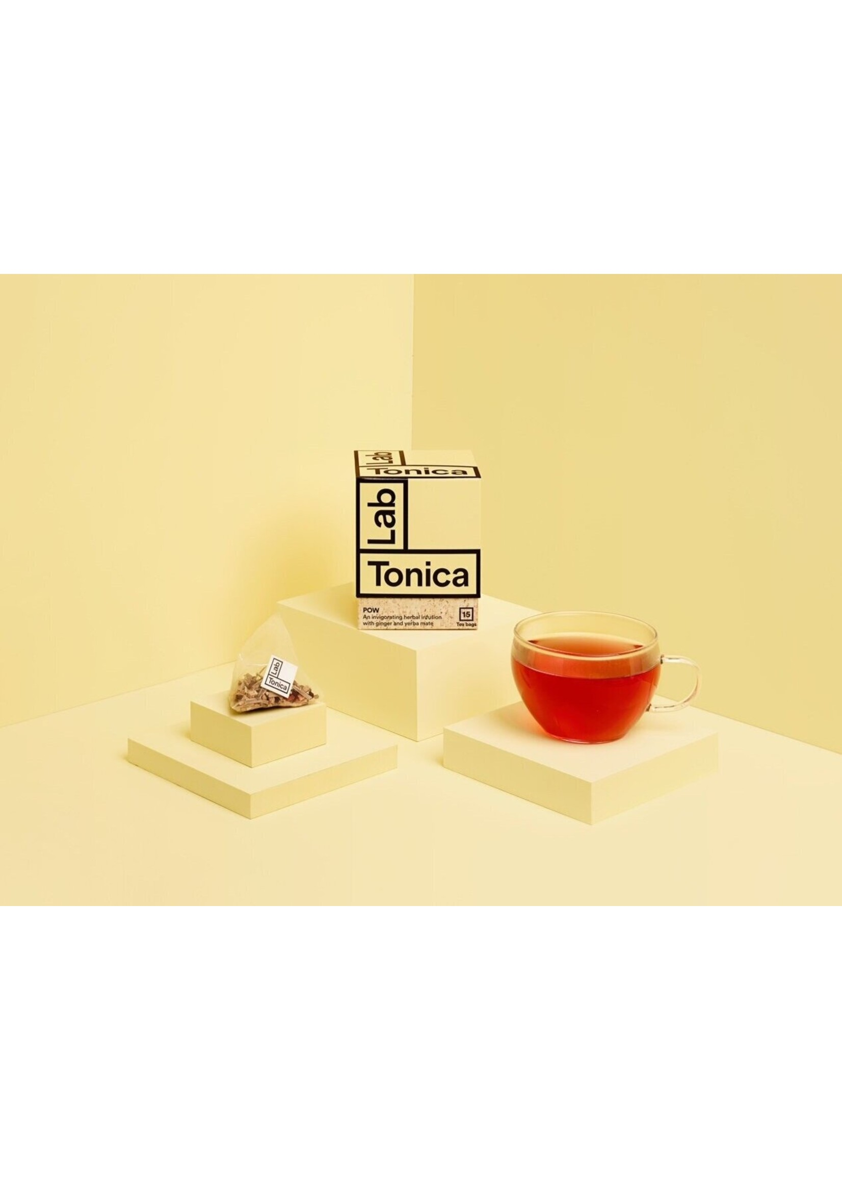 Lab Tonica Lab Tonica Pow Tea