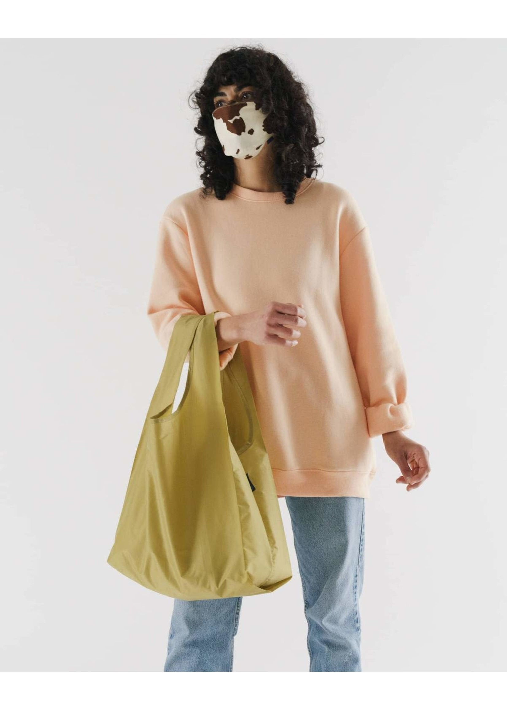 Baggu Baggu Standard Reusable Bag - Wheat