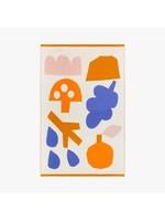 Sophie Home Prints by KA Baby Blanket - Woodland