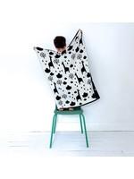Sophie Home Reversible Mono Giraffe Blanket