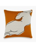 Sophie Home Nude I Cushion Knitted Cushion