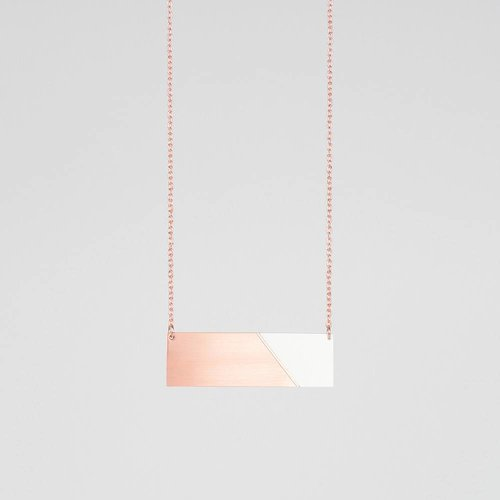 Tom Pigeon Form Necklace Bar