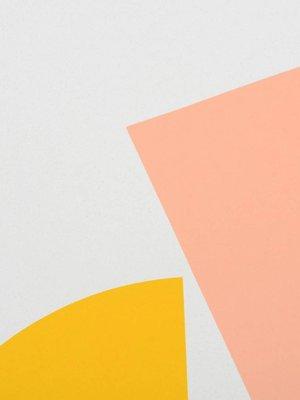 Tom Pigeon Tom Pigeon 'Jetsam' Shipwreck Print - A2