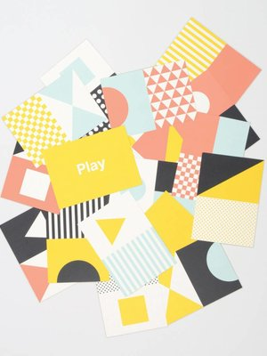 Tom Pigeon PLAY Cards - Set