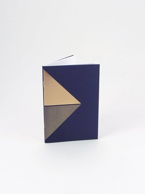Tom Pigeon Tom Pigeon Reflex Pocketbooks Brass - Navy