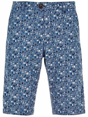 HYMN London ALLINGTON COLOUR PENCIL PRINT SHORTS