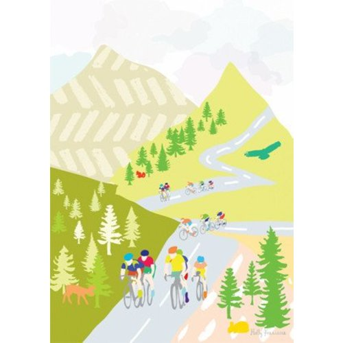 Holly Francesca Cycling in the Mountains A4