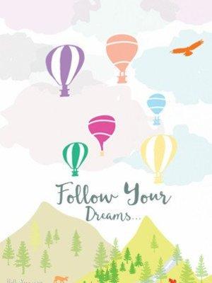 Holly Francesca Follow Your Dreams A4