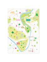 Holly Francesca Map of Hampton Court A3