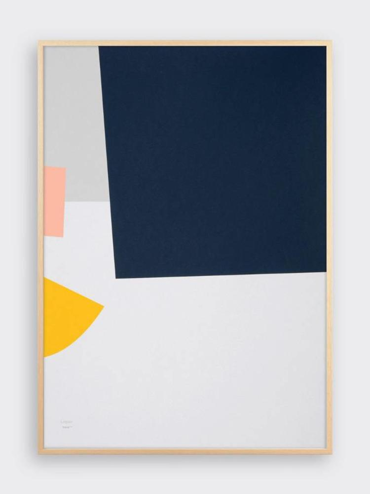 Tom Pigeon Tom Pigeon Shipwreck Prints - Set of 3