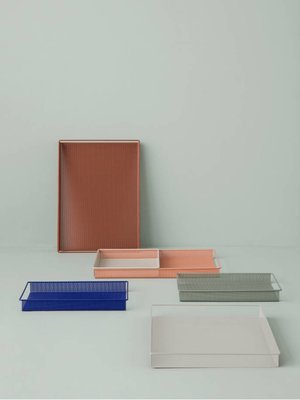 ferm LIVING Metal Trays