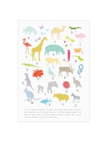 Holly Francesca A-Z of the Animals of London Zoo - A3