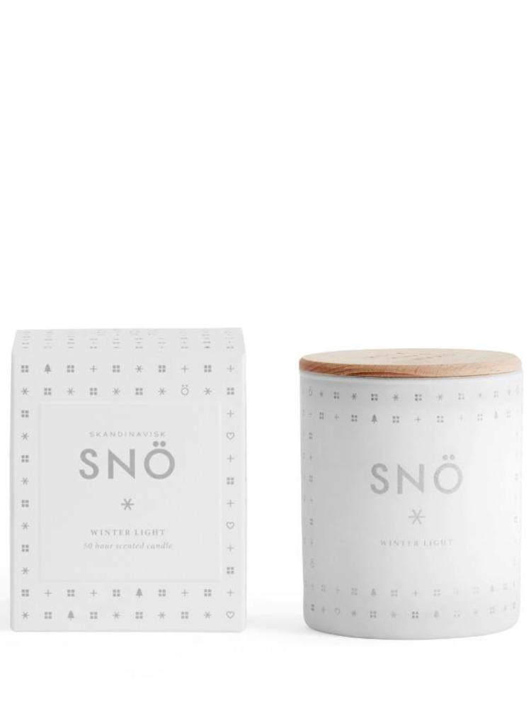 SKANDINAVISK Skandinavisk SNO 190gr Candle