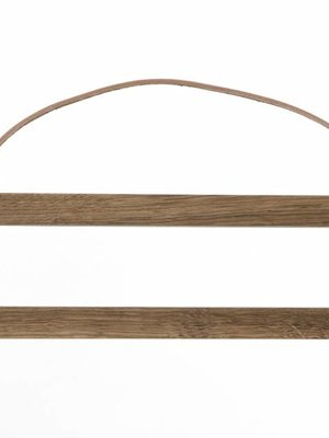 ferm LIVING Wooden Frames - Smoked Oak - Small