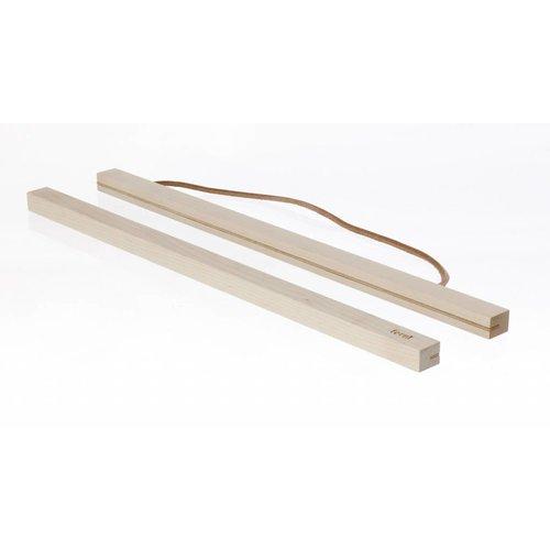 ferm LIVING Wooden Frames - Maple - Large