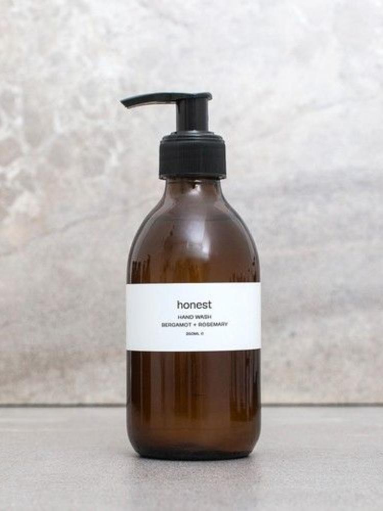 Honest Skincare Honest Skincare Bergamot & Rosemary Hand Wash 250ml