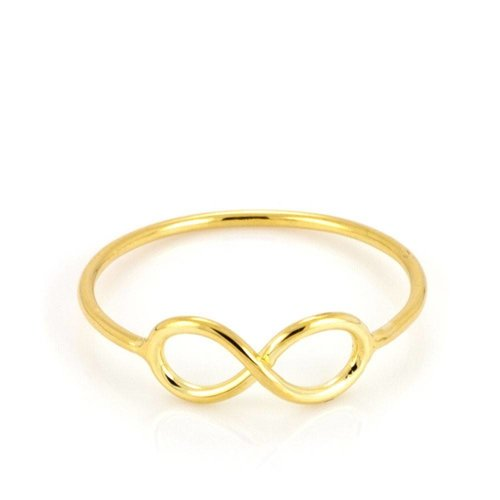Laura Gravestock Written Infinity Ring