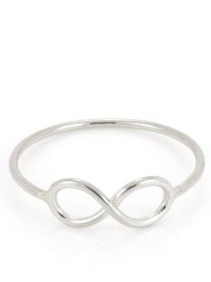 Laura Gravestock Laura Gravestock Written Infinity Ring