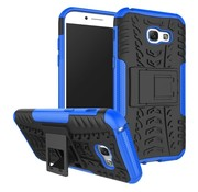 GSMWise Samsung Galaxy A5 (2017) Stevig Hybride Backcover Hoesje Shockproof - Blauw