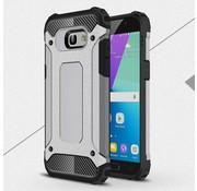 GSMWise Samsung Galaxy A5 (2017) Stevig Hybride Beschermhoesje Backcover Shockproof - Grijs