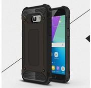 GSMWise Samsung Galaxy A5 (2017) Stevig Hybride Beschermhoesje Backcover Shockproof - Zwart