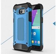 GSMWise Samsung Galaxy A5 (2017) Stevig Hybride Beschermhoesje Backcover Shockproof - Licht Blauw