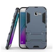 GSMWise Samsung Galaxy A5 (2017) Ultra Hybride Hardcase Hoesje met standaard - DonkerBlauw