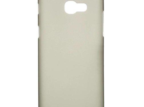 GSMWise Samsung Galaxy A5 (2017) Zachte Frosted TPU Hoesje Anti-slip Back Case - Mat Grijs