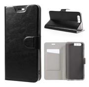 GSMWise Huawei P10 Plus - Portemonnee Hoesje Wallet Case - Zwart