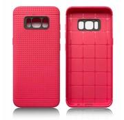 GSMWise Samsung Galaxy S8 Zachte TPU Hoesje Anti-slip Back Case - Roze