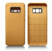 GSMWise Samsung Galaxy S8 Zachte TPU Hoesje Anti-slip Back Case - Bruin