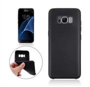 GSMWise Samsung Galaxy S8 Plus - Zachte TPU Hoesje Anti-slip Back Case - Zwart