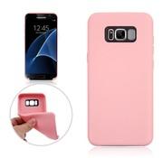 GSMWise Samsung Galaxy S8 Plus - Zachte TPU Hoesje Anti-slip Back Case - Roze