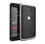 GSMWise Motorola Moto G5 - Hybride TPU Backcase Hardcase Stevig Hoesje - Zilver