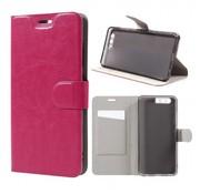 GSMWise Huawei P10 Plus - Portemonnee Hoesje Wallet Case - Magenta Hot Pink