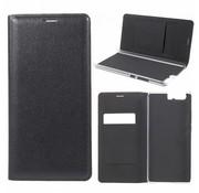 GSMWise Huawei P10 Plus - Portemonnee Hoesje Wallet Case Met Pashouder - Zwart