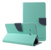 GSMWise Samsung Galaxy Tab A 7.0 Hoesje - Book Case met Portemonnee en Kaarthouder - Cyaan Turquoise