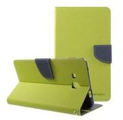 GSMWise Samsung Galaxy Tab A 7.0 Hoesje - Book Case met Portemonnee en Kaarthouder - Groen