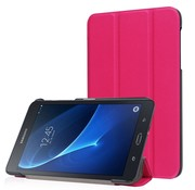 GSMWise Samsung Galaxy Tab A 7.0 Hoesje - PU Lederen Tablet Cover Case - Magenta Hot Pink