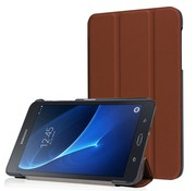 GSMWise Samsung Galaxy Tab A 7.0 Hoesje - PU Lederen Tablet Cover Case - Bruin
