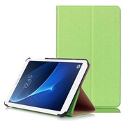 GSMWise Samsung Galaxy Tab A 7.0 Hoesje - Handige Luxe Book Cover Stand Case - Groen