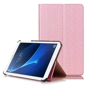 GSMWise Samsung Galaxy Tab A 7.0 Hoesje - Handige Luxe Book Cover Stand Case - Roze