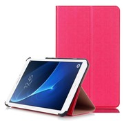 GSMWise Samsung Galaxy Tab A 7.0 Hoesje - Handige Luxe Book Cover Stand Case - Magenta Hot Pink