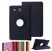 GSMWise Samsung Galaxy Tab A 7.0 Hoesje - 360 graden Draaibare Beschermhoes Cover Tablethoes met Multi-stand - Donker Blauw